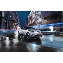 NEW Toyota C-HR. Can it tow?