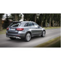 Mercedes GLC.  What can it tow?