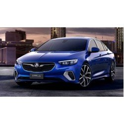 New Holden Commodore.  Can it tow?
