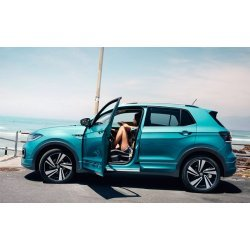 New VW T-Cross. Can the small SUV tow?  Need a towbar for your T-Cross?