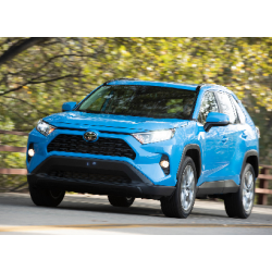 Can the 5th Gen Hybrid Rav4 tow? Need a towbar for the NEW Toyota RAV4?