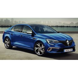 New Megane Sedan - Grand Coupe.  Can it tow?
