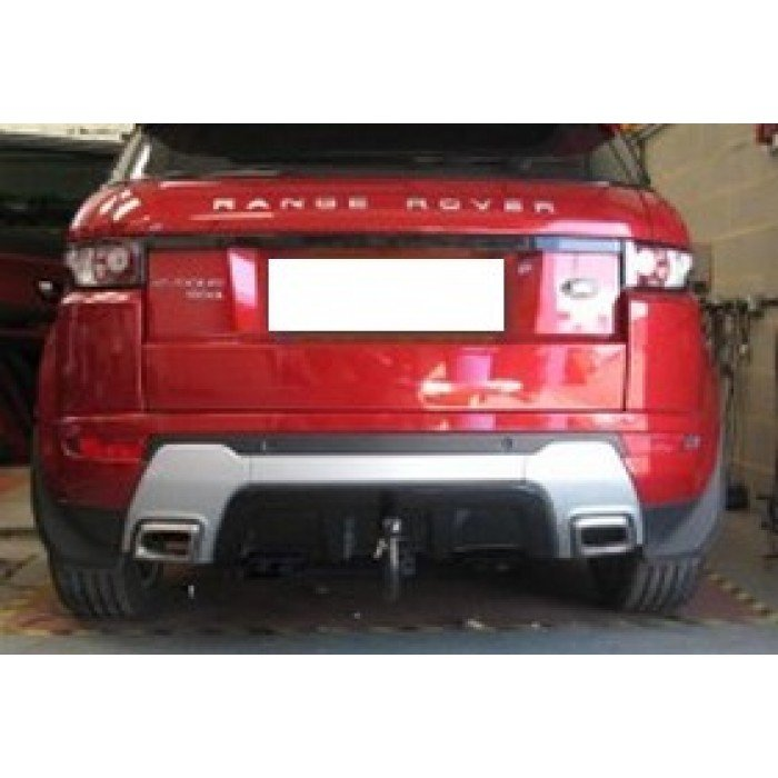 range rover evoque invisible towbar tow bars designed. Black Bedroom Furniture Sets. Home Design Ideas