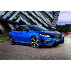 NEW 2017 Honda Civic - Can it tow?
